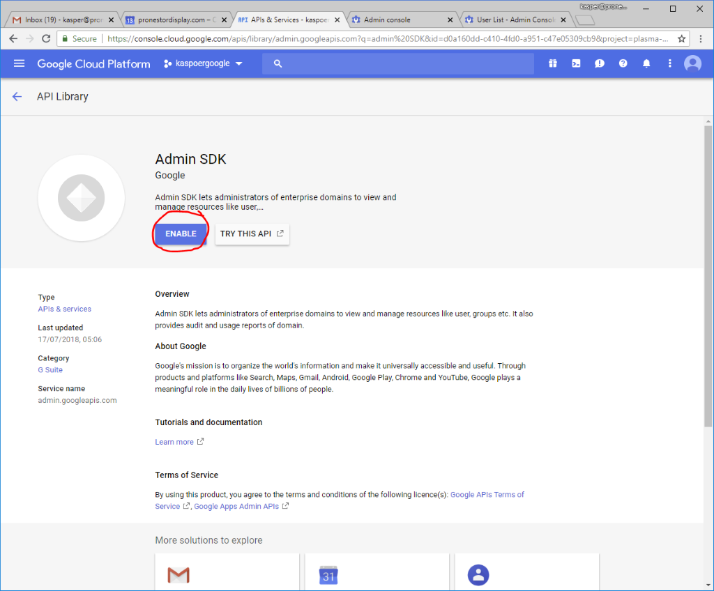 Setting Permissions on Google Apps For Business / G Suite – Help Center